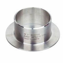 Stainless Steel Buttweld Lap Joint Pipe Stub End