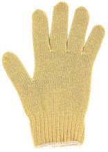 that does not allow even non-hazardous liquids to penetrate the material. Many chemical resistant glove