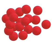 Ball Bullets for Rival Zeus Apollo Nerf Toy Gun Ball Dart for Nerf Rival Apollo Zeus Gun Colorful Birthday Christmas Gifts Presents