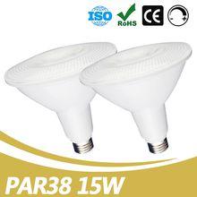 Led Light Par38 Led Flood Light AC110-130V E26 Dimmable 50Watt 30W 20W 15W 13W ES Listed