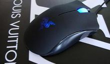 Mouse High Quality Gaming Mouse 3500DPI Optical Wired Mouse free shipping