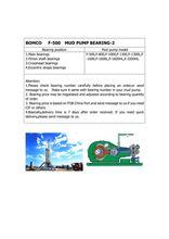 BEARING( NU 3228X2M/C4)FOR BOMCO F-500 MUD PUMP