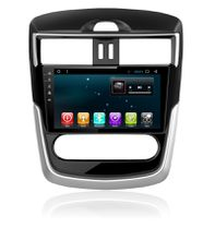 Car GPS Navigation Android and DVD System Navigator App For 2016 Nissan Tiida 9INCH