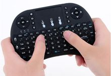 Keyboard Remote Control Touchpad For Android Box TV 3D Game Tablet Pc
