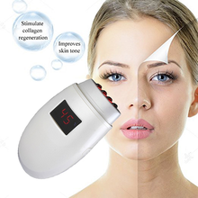 Mini rf skin firming collagen led light therapy massage equipment SWT-8903