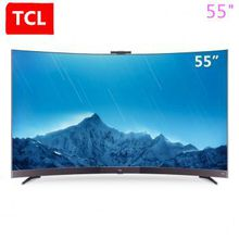 TCL 55A880C 55-inch smart AI, artificial intelligence 2.0, independent front-end stereo, 64-bit 32-core ultra-clear curved TV
