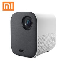 Xiaomi Mijia Projector TV Lite Support 4K Video 3D WIFI Amlogic T968-H CPU 1080P 500 ANSI lumens MIUI Beamer TV Full HD for Home Cinema