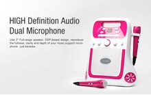 CD+G player bluetooth with mic for Kids gift