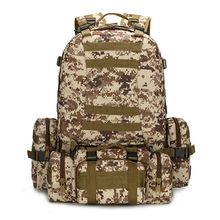 Backpack Gripesack Mountaineering Camouflage Travel Field Military Outing B08