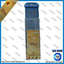 WL20 tungsten electrode for TIG welding