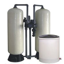 Water softening equipment, Boiler water supply, Automatically