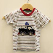 Boys Kids TShirt Cotton short Sleeves T-Shirt Soft Baby Toddler Kids short sleeves children T shirt Clearance sale