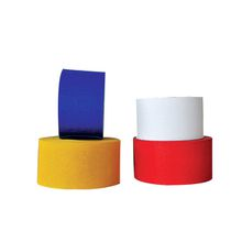 Road Marking Tape Y-X6 length 33m 50m width 100mm 150mm 200mm 250mm 300mm white yellow red blue black Overall Thickness 1-3 mm