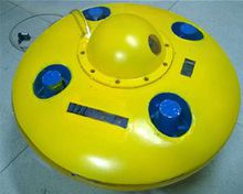 TH-B006 Quad-rotor Dish ROV Camera/Telecontrolled Vehicle