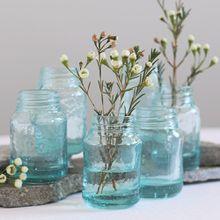 Casamotion New Design Modern Art Blown Glass Vase For Home Decoration