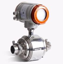 Contact Now Sanitary Type Electromagnetic Flowmeter