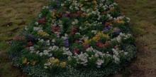 plastic indoor outdoor decorative landscape tree handicraft furnishing articles