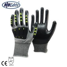 NMSAFETY NEW high anti-cut mechanical impact protective TPR