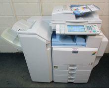 Ricoh MP C4501 Colour Photocopier & Staple Finisher