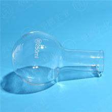 Huaou Boro 3.3 Glass Round bottom wide neck Boiling flask