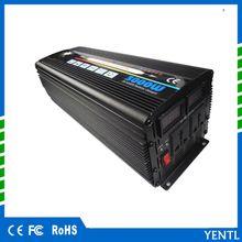 YENTL OEM modified 6000w Peak power inverter 3000W modified sine wave inverter 12V DC TO 220V 50HZ AC car power Inverter