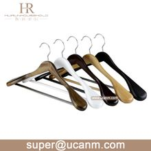 Fast Shipping! 44.5cm Extra large wooden hanger for Adult Coat / Suit In Stock !