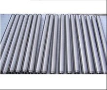 The manufacturer supplies titanium titanium tube