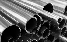 Titanium alloy tube in stock