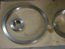 Professional production of all kinds of titanium rings