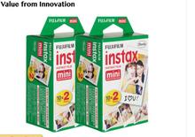 Fujifilm instax polaroid paper (film)