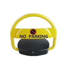 Remote control parking lock Y-YCS2-4-2-T Yellow and black 460mm*460mm*75mm 11KG