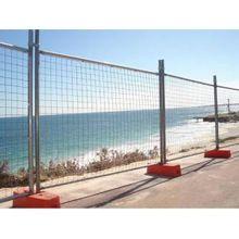 Australia Standard AS 4687-2007 Galvanized construction site temporary fencing