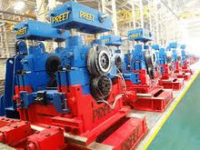 Aluminium Rod Continuous Casting and Rolling Mill