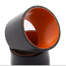 For Skoda Octavia RS 2.0T 2010 EDDYSTAR New Style Carbon Fiber Cold Air Intake Air Filter Rubber Pipe With Filter Sheild