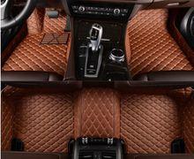 5D Leather XPE Car Floor Mats for ALFA Giulia 2017