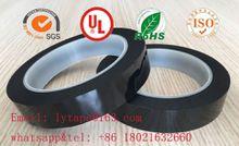 Polyester film insulation mylar tape--black color