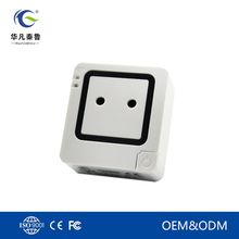 HuaFan QinLu WiFi Smart Socket EU Timing and Time Delay Remote Control EU Plug for Home Can be As Christmas Gift