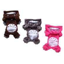 Fashion New Spring Autumn Winter Pet Clothes Dog Cat Puppy Dress Cute Cartoon Hoodie Costume Jacket Coat