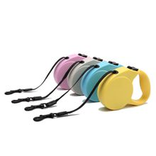 2m/3m/5m Retractable Dog Leashes Lead Pets Puppy Automatic Collars Walking Lead for Small Medium Dog
