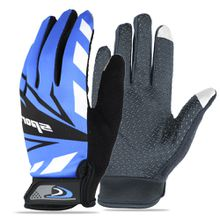 Full Finger Men Women Cycling Gloves Touch Screen Sports bike Driving Automotive glove sport breathable Non-slip Mittens