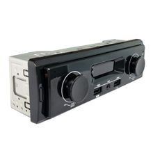 1 DIN short body car mp3 player audio system with 3 USB ports to connect with recorder